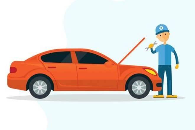 car repair home app