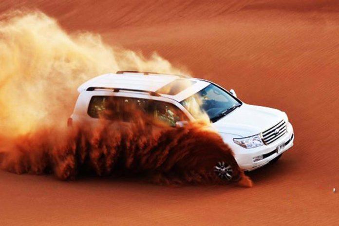 desert saferi