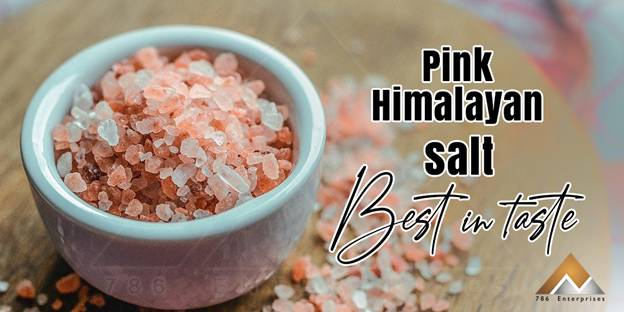 Some facts about Himalayan Pink salt