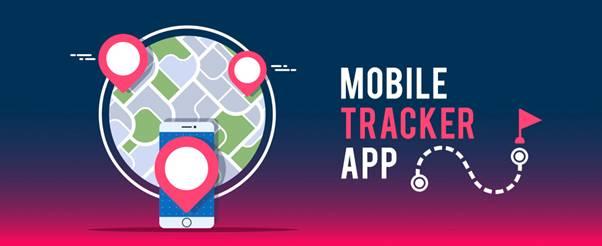 Mobile tracker app