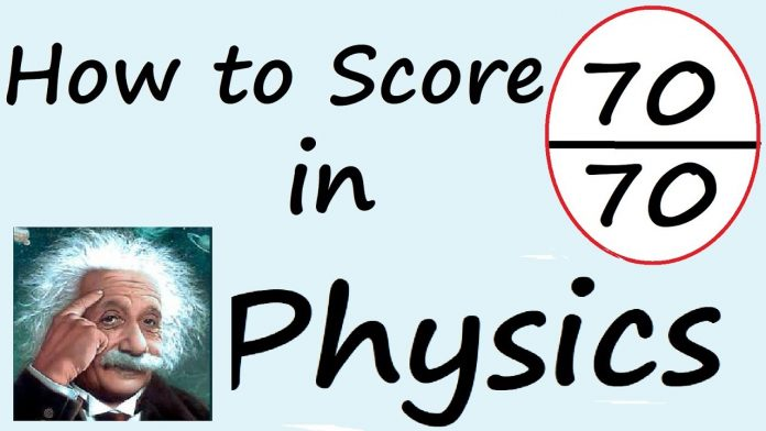 Physics for JEE Exam 2021