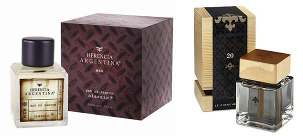 personalized perfume package box wholesale